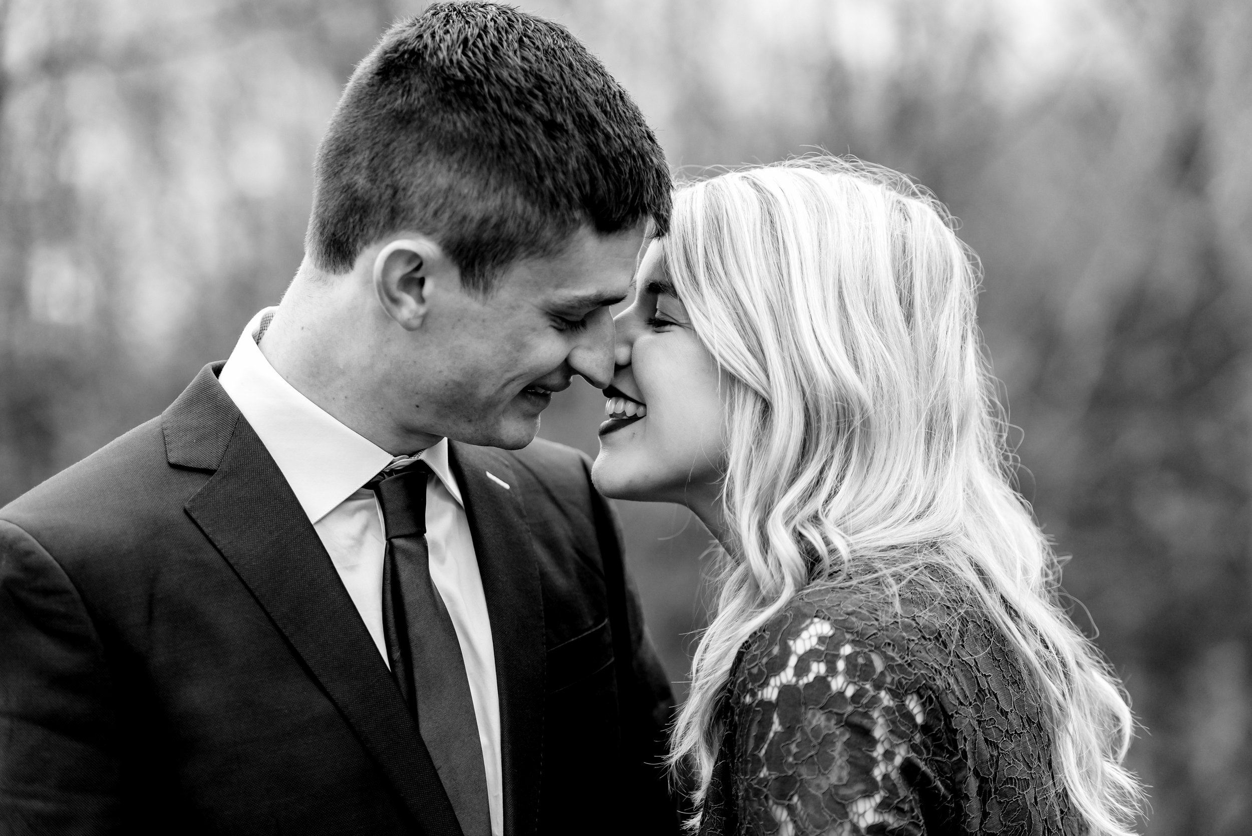 Kyla and Ryan - Twin Cities Engagement Photographer BW-51.jpg