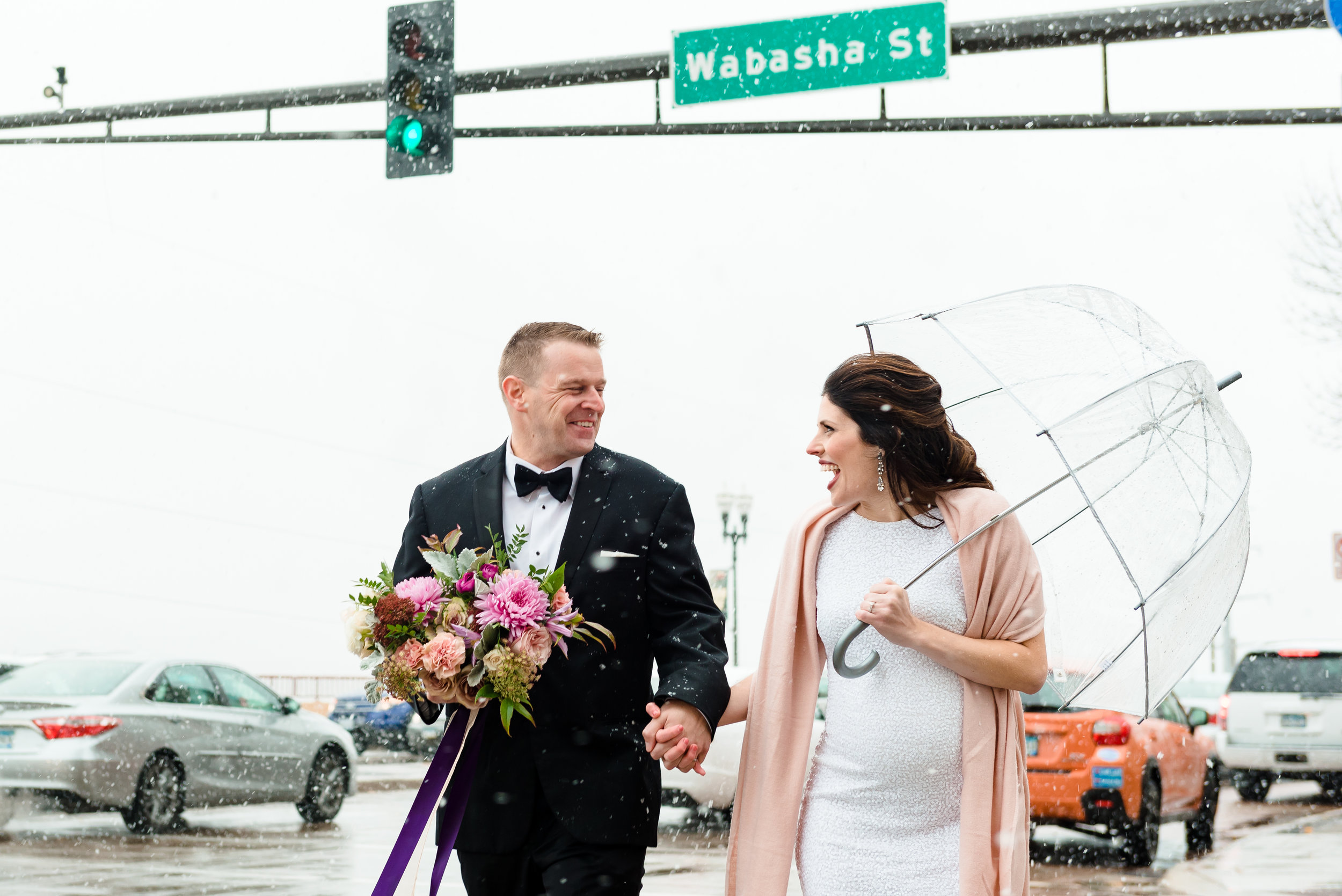 St. Paul Elopement - St. Paul Wedding Photographer