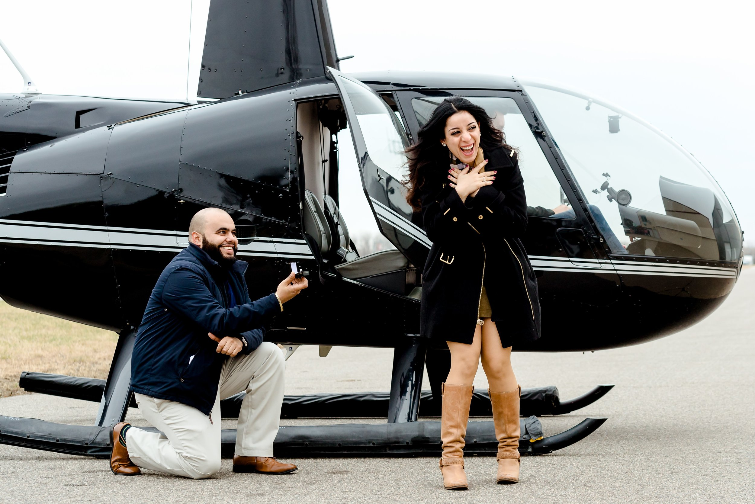EPIC HELICOPTER PROPOSAL - Blaine, MN