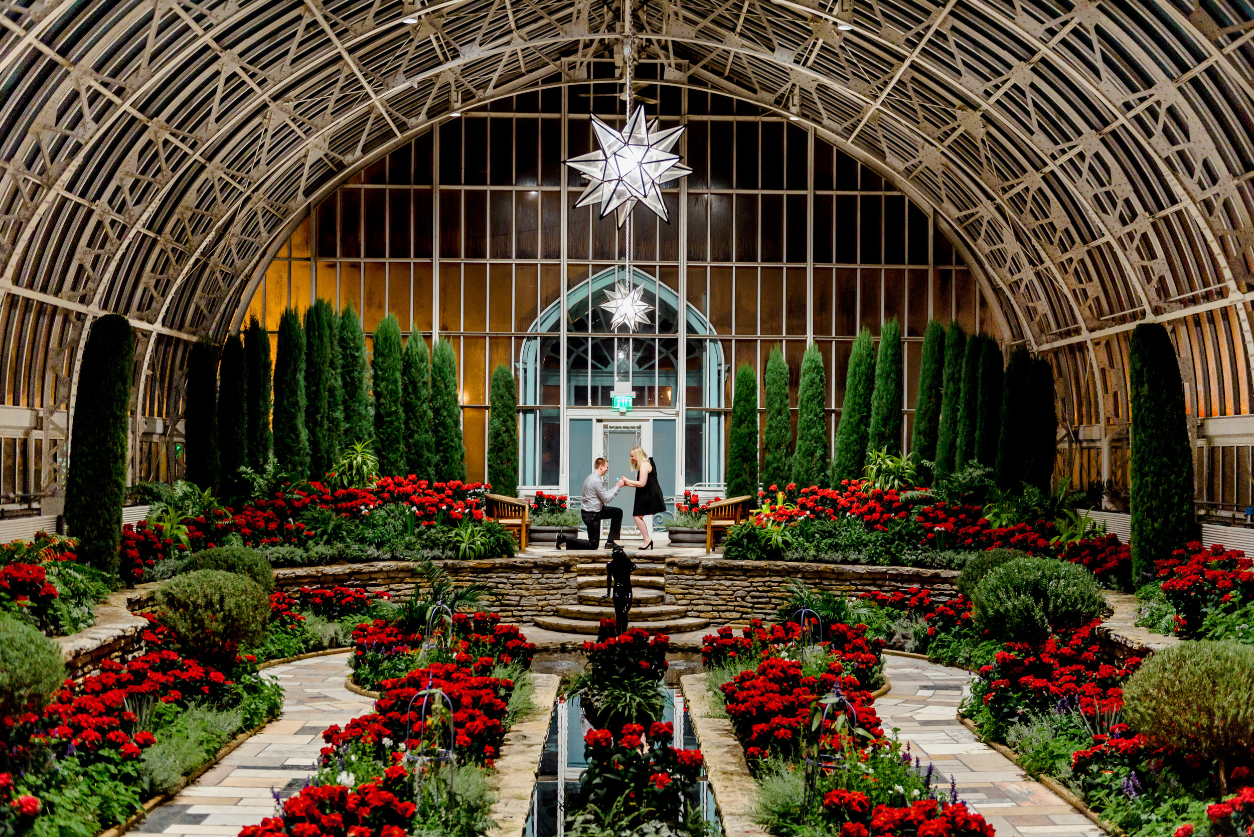 FAIRY TALE HOLIDAY GARDEN PROPOSAL - COMO CONSERVATORY - sT. pAUL, Mn