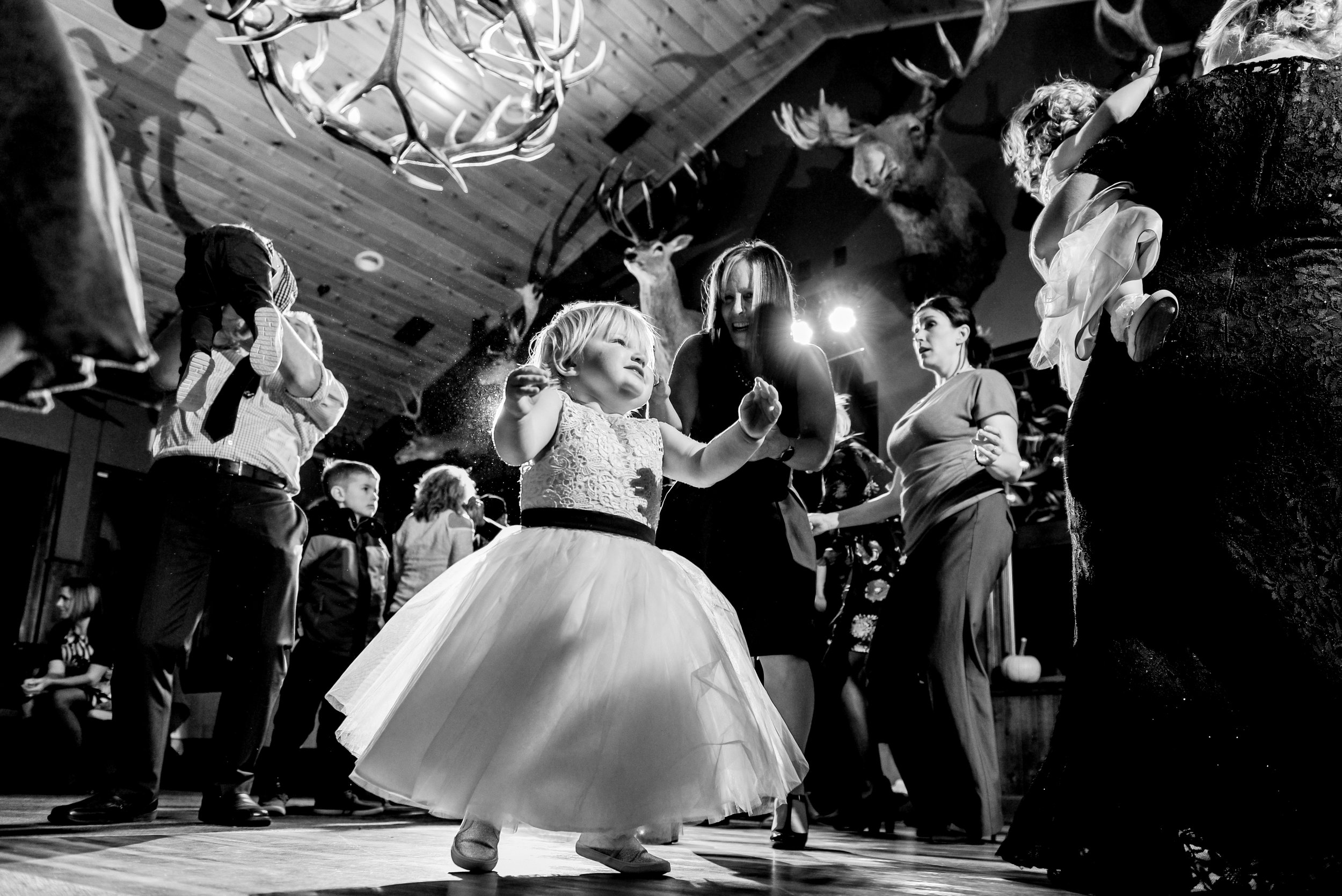Heather and Taylor - Horse and Hunt Club Wedding -  Highlights BW-203.jpg