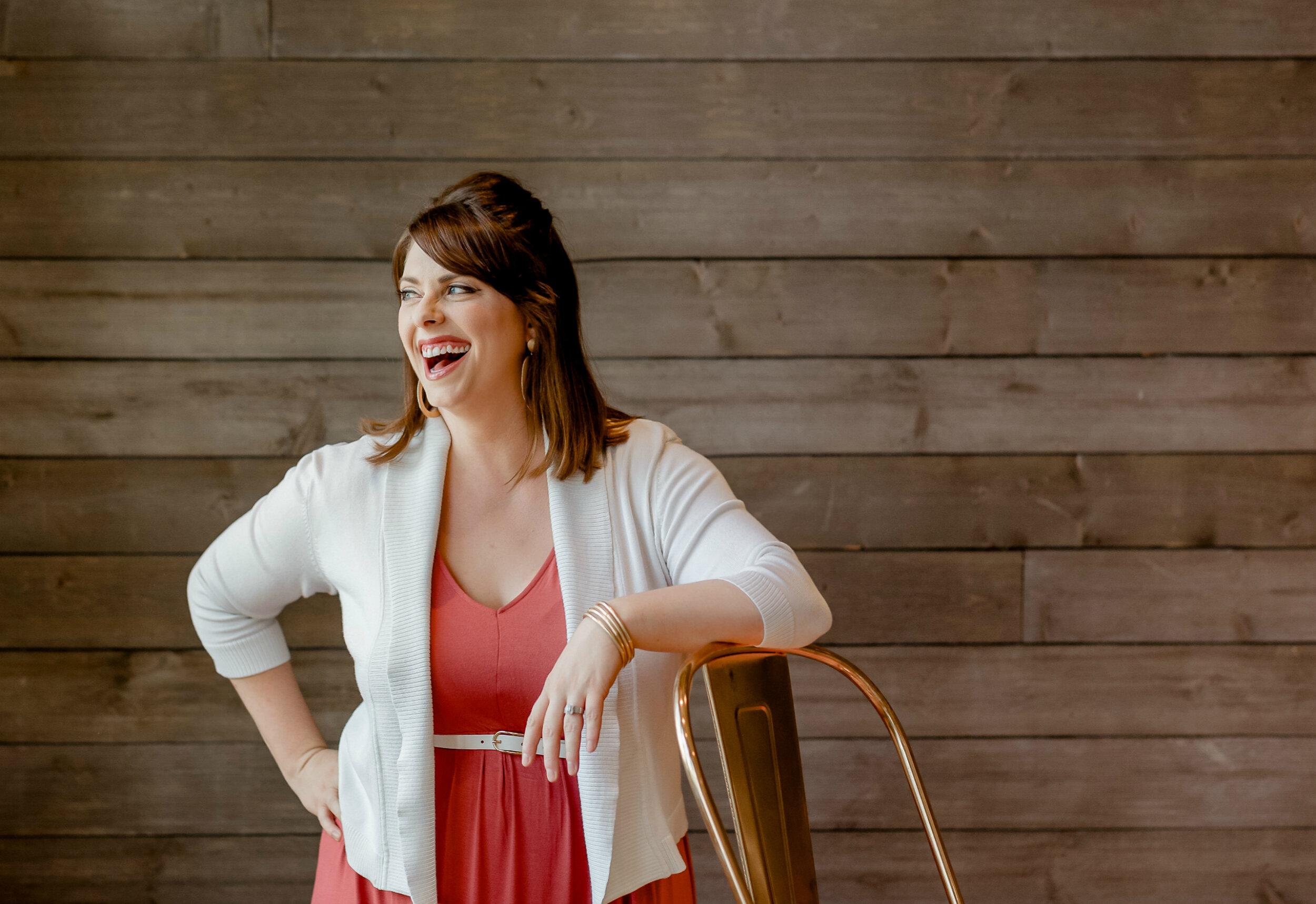 Laura Robinson, Lead Photographer
