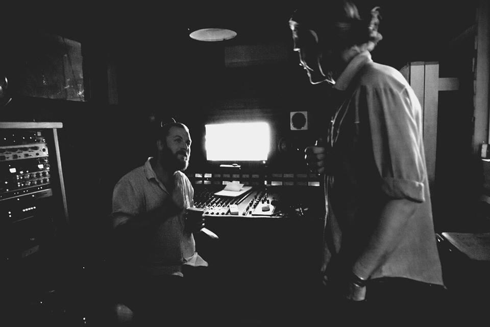 Fraser and Nick Edin