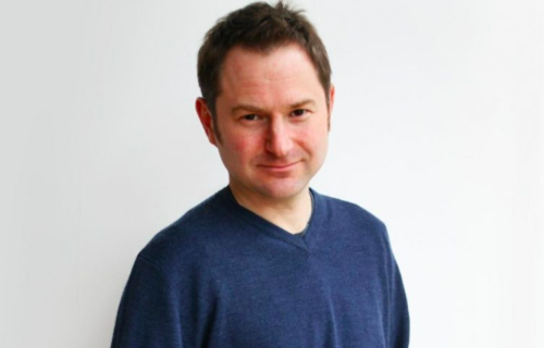 DIRTY WRITER DANNY BROCKLEHURST