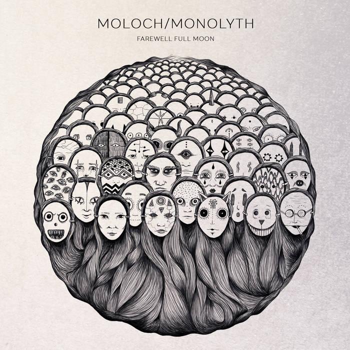 FAREWELL FULL MOON - Moloch/Monolyth  Album numérique