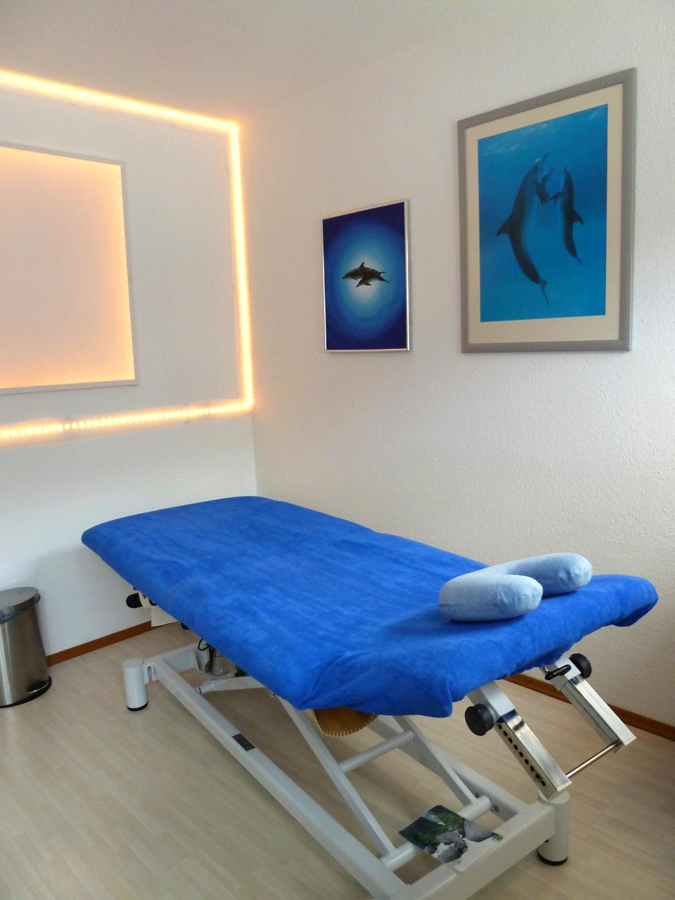 Andrea Weineck - Behandlungraum Nr.1