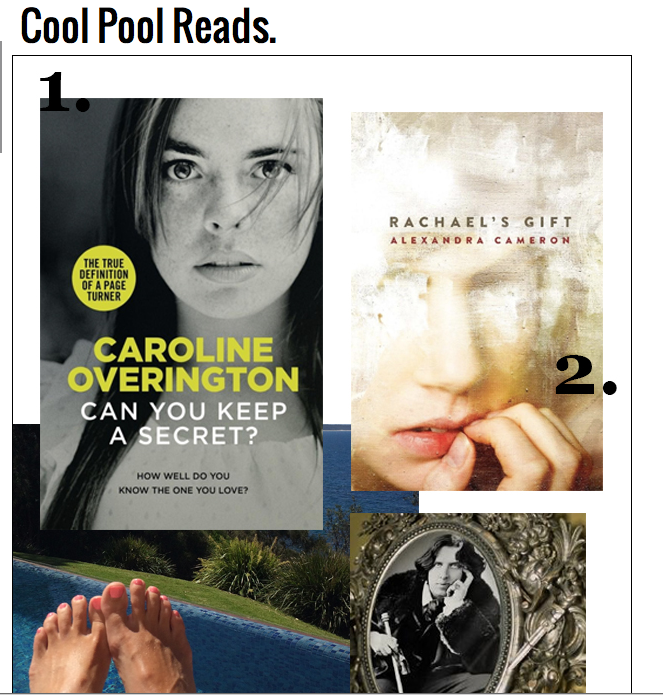 Cool Pool Reads from Paula Joye @THEJOYE
