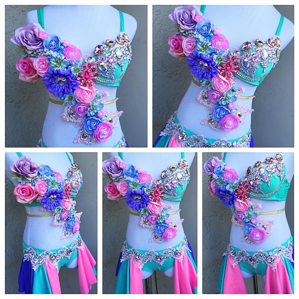 Marie Antoinette Festival Outfit