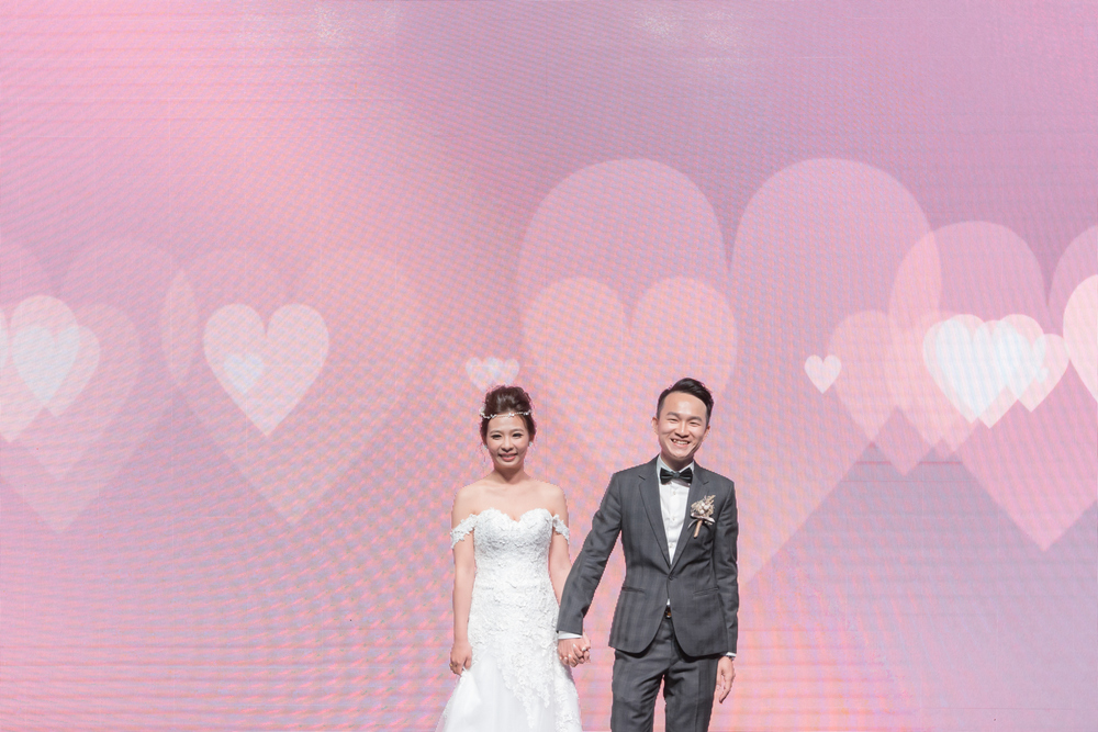 WEDDING: Wilson + Felisha