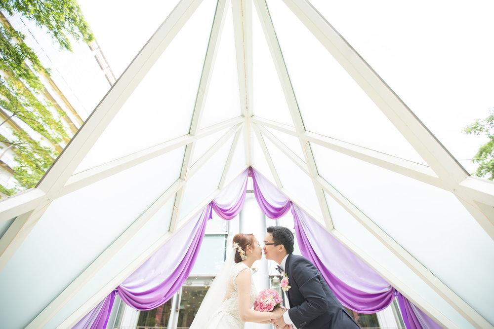 WEDDING: Yuyu & Yogi