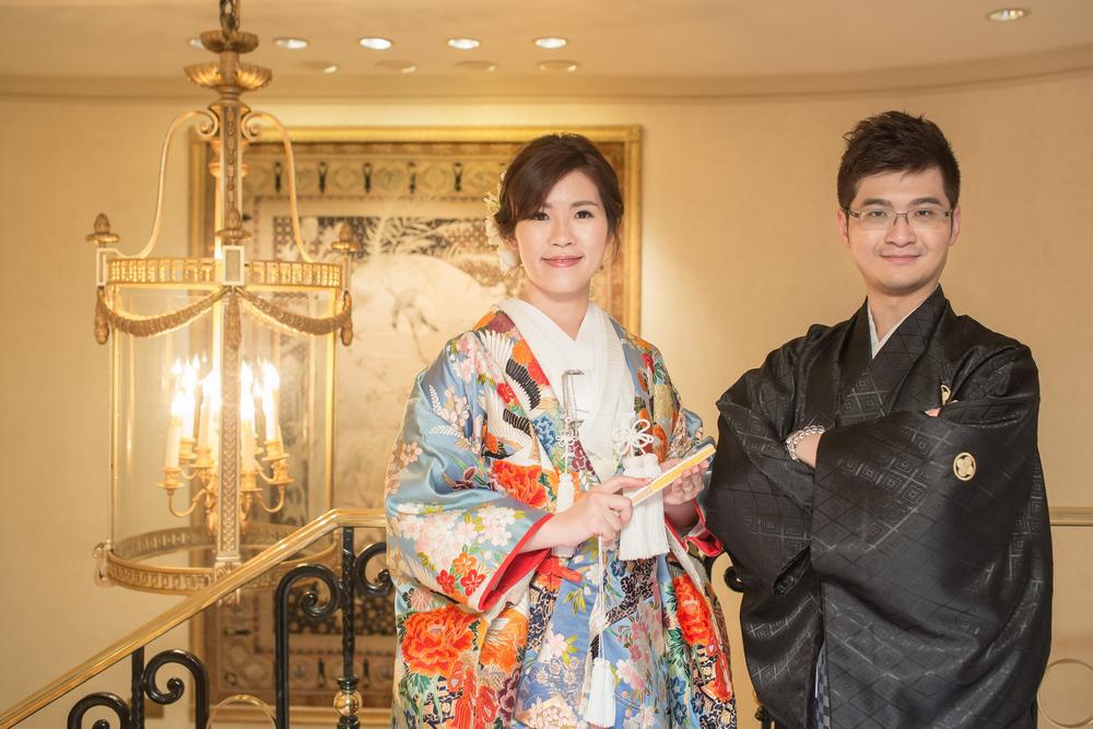 WEDDING: Benjamin & Miyabi