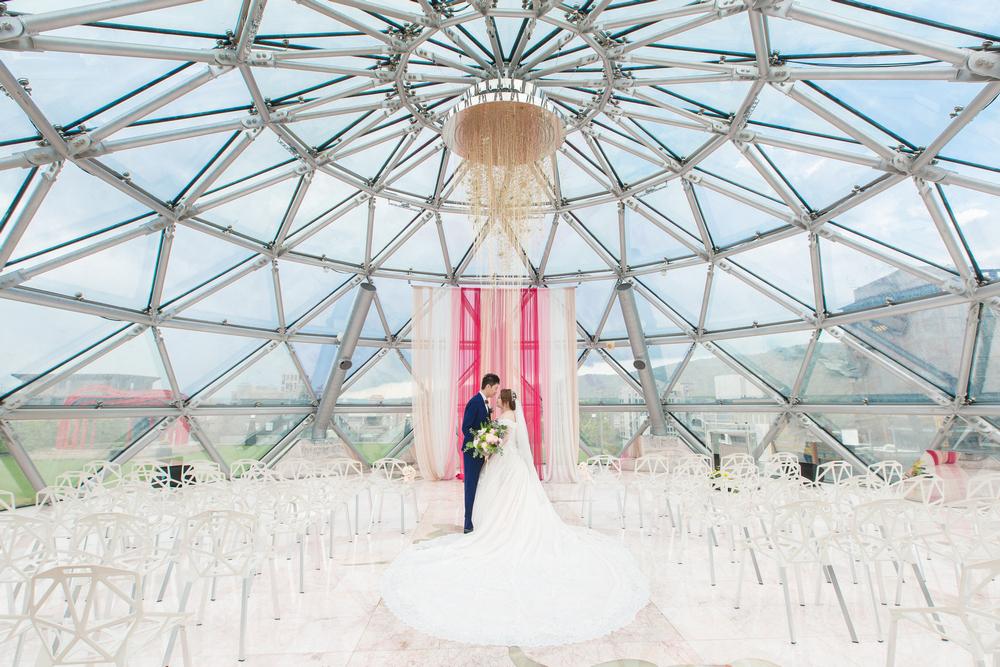 WEDDING: Kevin & Miffy