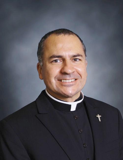 - Vice-Rector, Dean of Seminarians