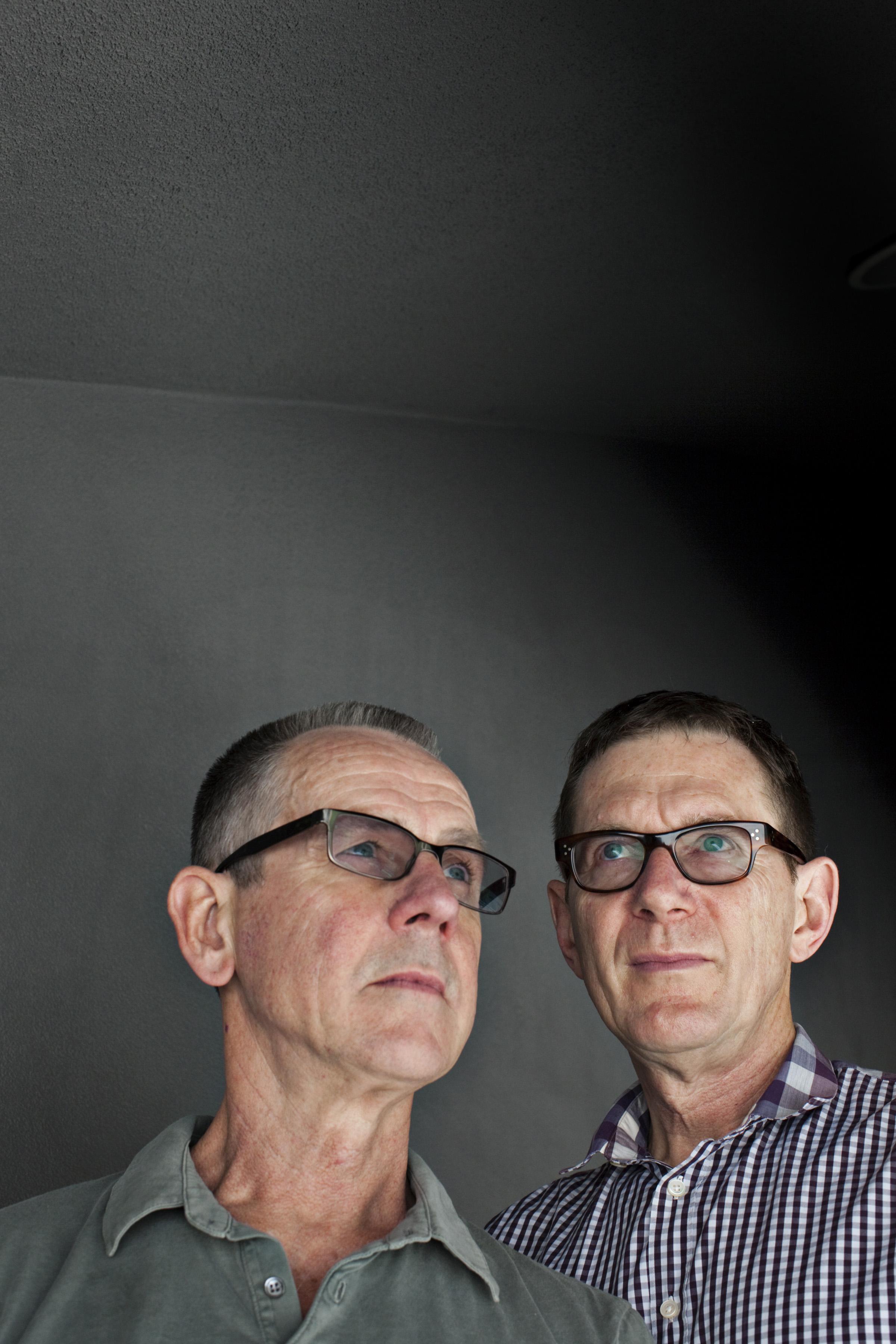 Adrian Kohler and Basil Jones - Puppet Makers