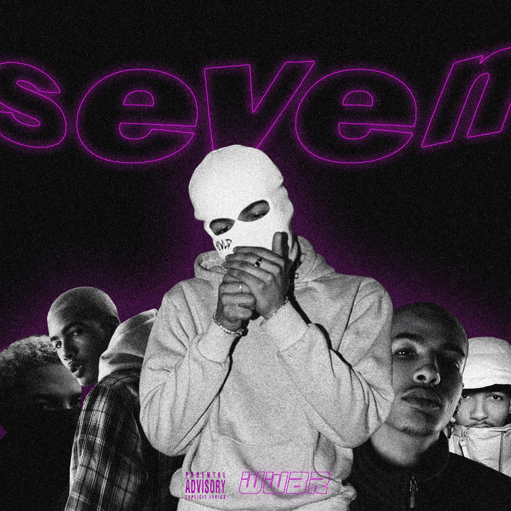 LOWSSA - SEVEN (album cover)
