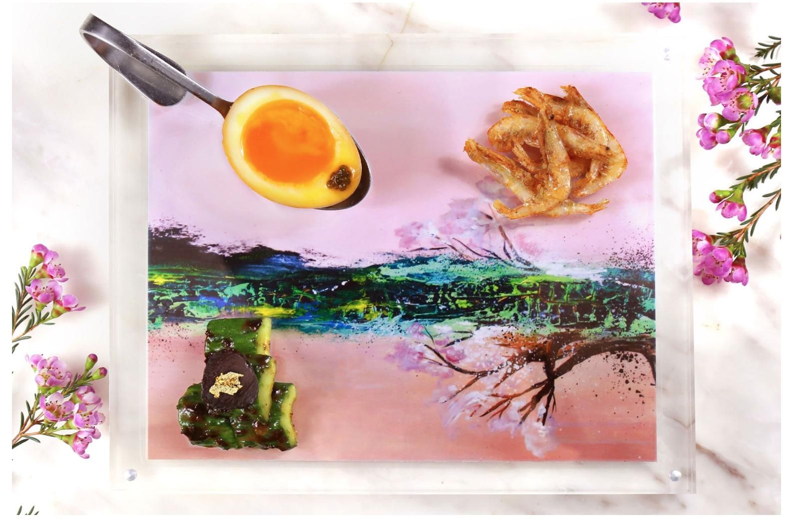 Tycoon Tan X Liane Chu : Presenting an Art Inspired Dining Experienc e