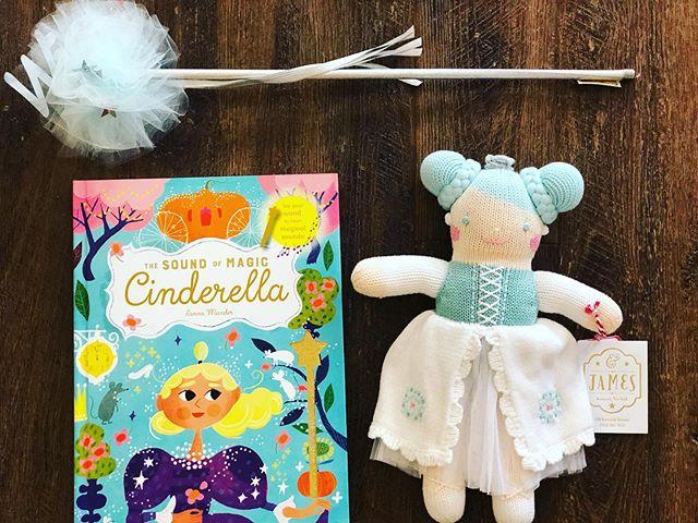 💕 #givegood is easy @andjameskatonah ! #birthdaygirl . . . . . #giftconcierge #katonah #katonahchamberofcommerce #bedford #bedfordny #ridgefieldct #poundridge #northsalemny #armonk #armonkmoms #chappaqua #chappaquamoms #914 #katonahlife #nycmom  #westchestersbestkidsstore  #westchestermoms #westchesterkids #cinderella