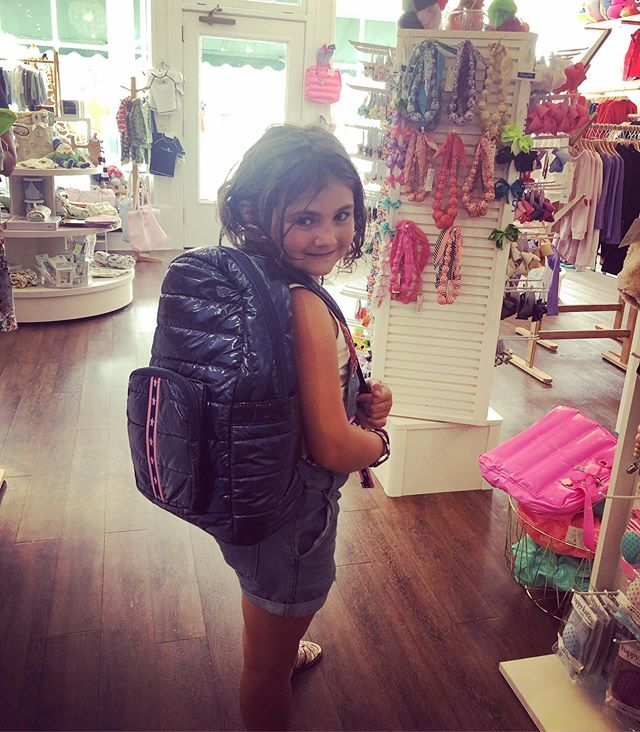 😍Smiling and back to school ready with her super fab puffer backpack! 😍 . . . . . . #fun #style #kidstyle  #giftconcierge #trendykids #katonah #katonahchamberofcommerce #bedford #bedfordny #ridgefieldct #poundridge #northsalemny #armonk #armonkmoms #chappaqua #chappaquamoms #nycmom #coolmom #westchestersbestkidsstore #westchestermoms #westchesterkids #katonahlife #914