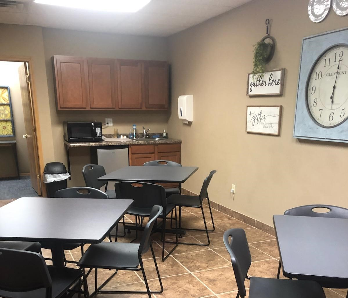 Accessibility - All of our family centers provide access for anyone who may require special accommodations. Each family center has ramp access, accessible ADA compliant restrooms and plenty of space to navigate from one area to the next. Spending time with your family should be your only concern.
