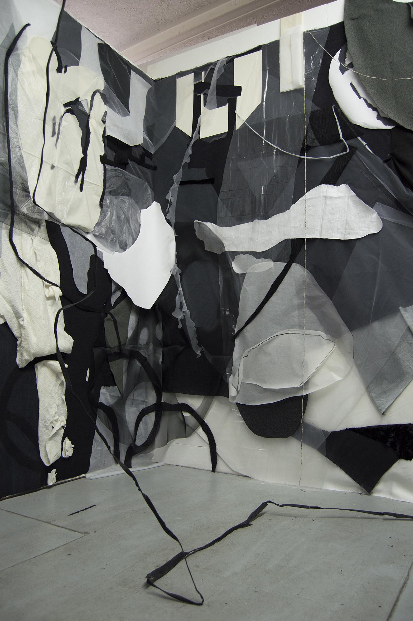 Mirror (Installation View) , 2018