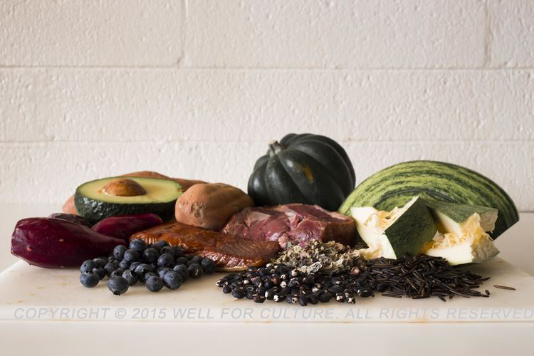 An array of healthy, ancestral indigenous foods with origins from coast to coast.
