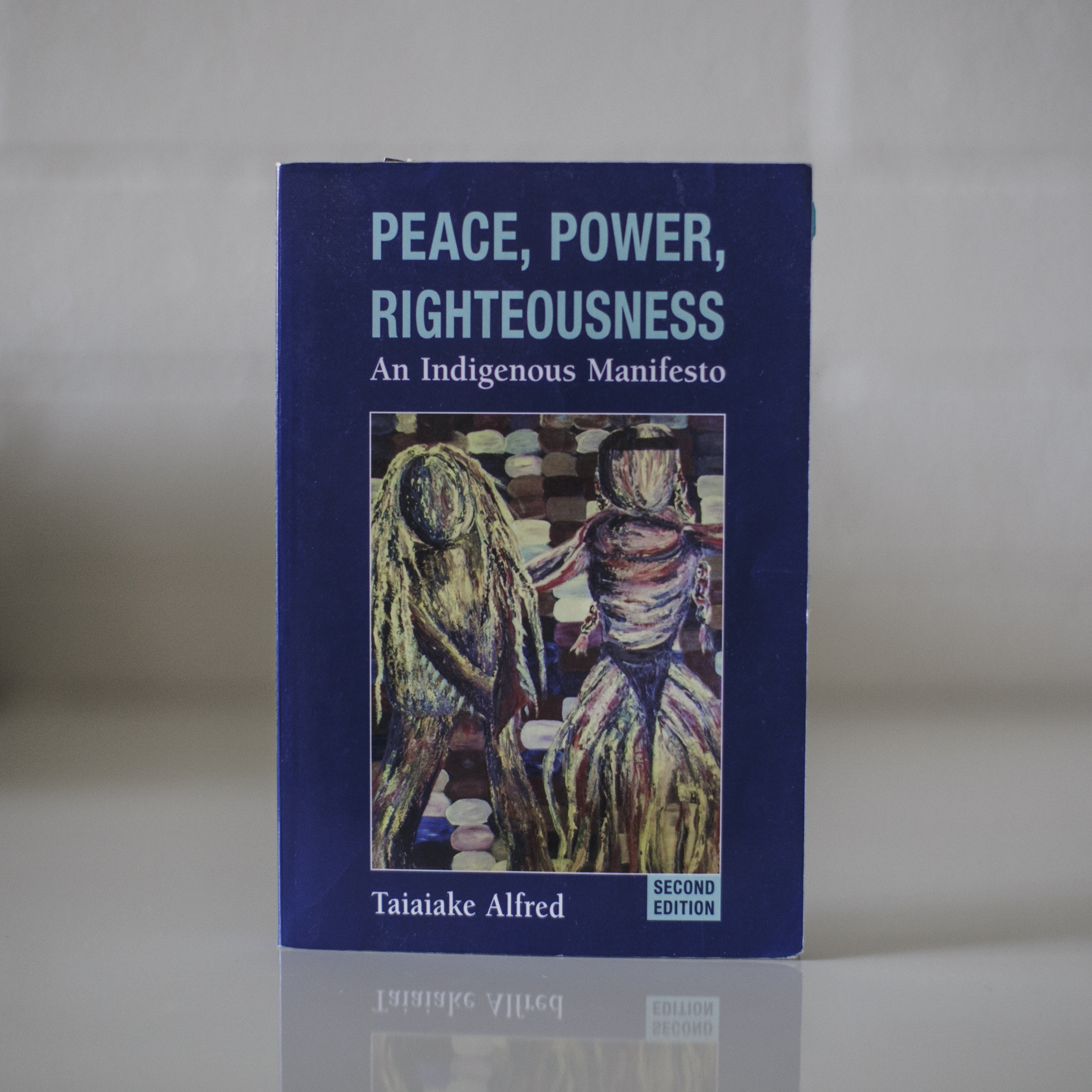 Peace, Power, Righteousness