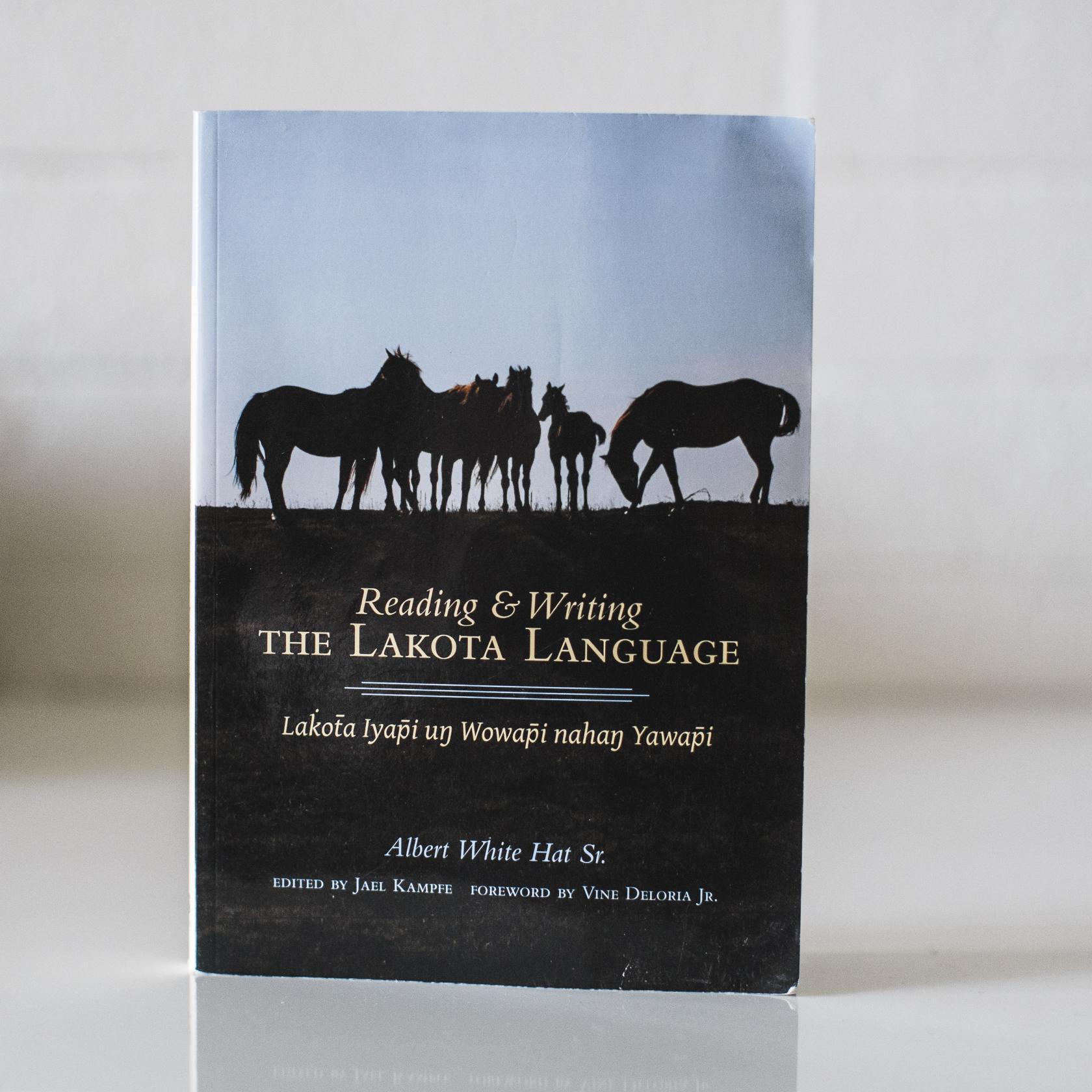 The Lakota Language