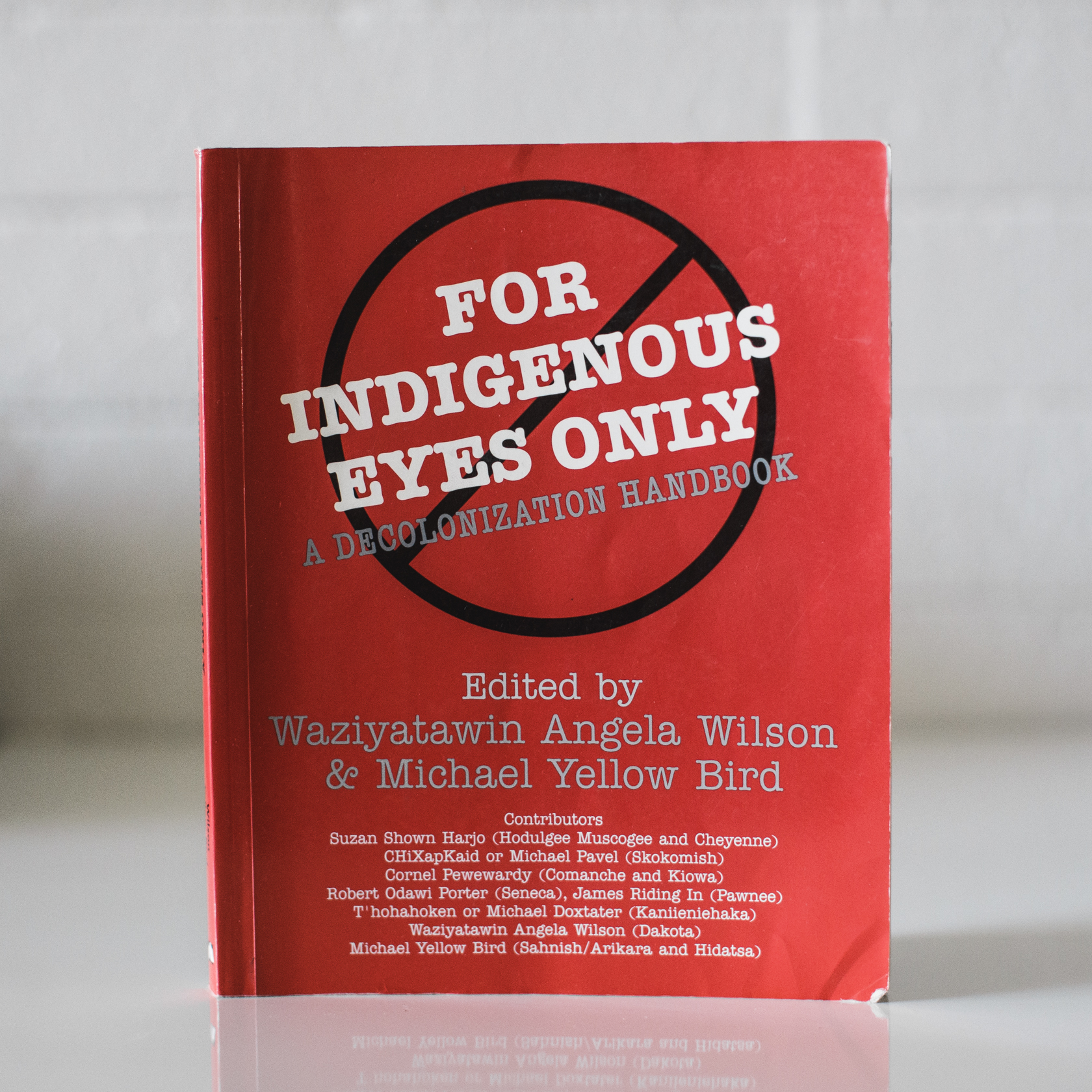 For Indigenous Eyes Only