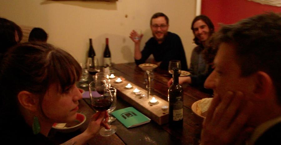 Eulogies for Philanthropy  Dinner Symposium