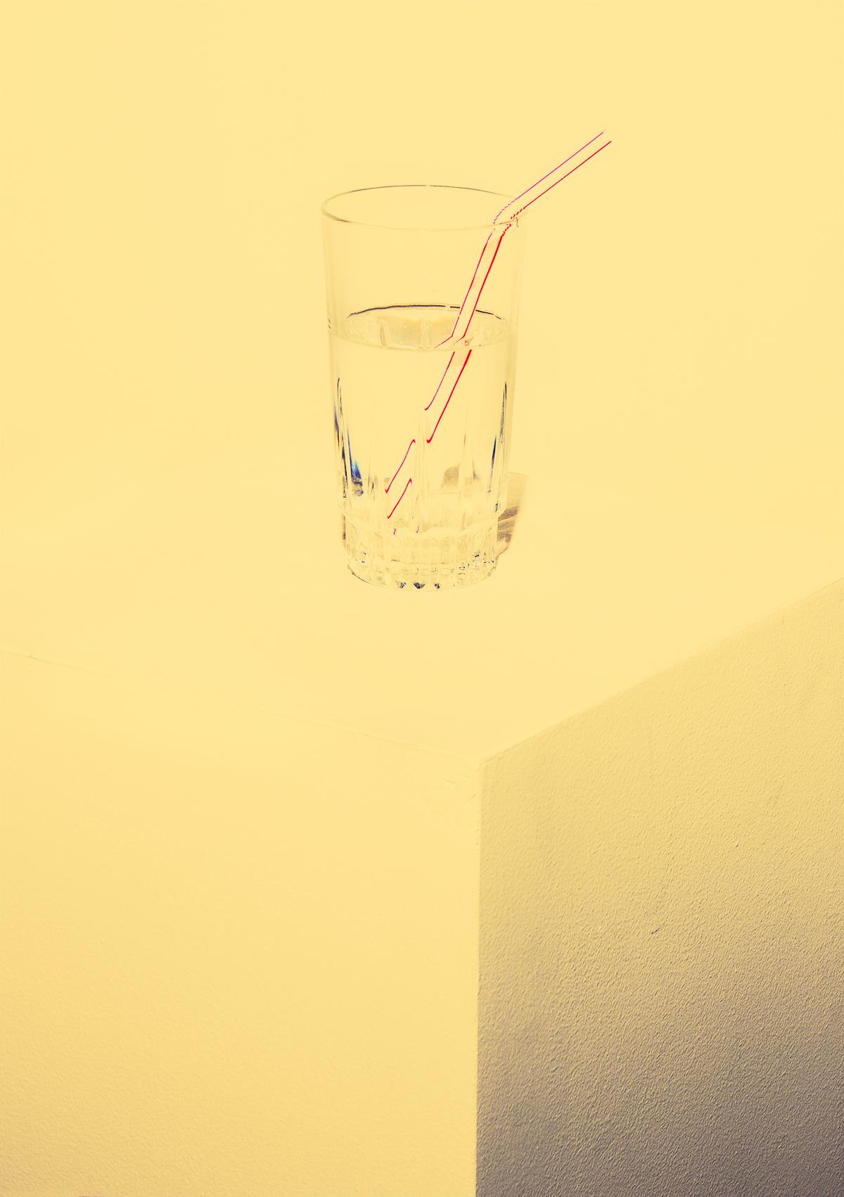 Liquid Diet and Straws  by Daniel Hojnacki