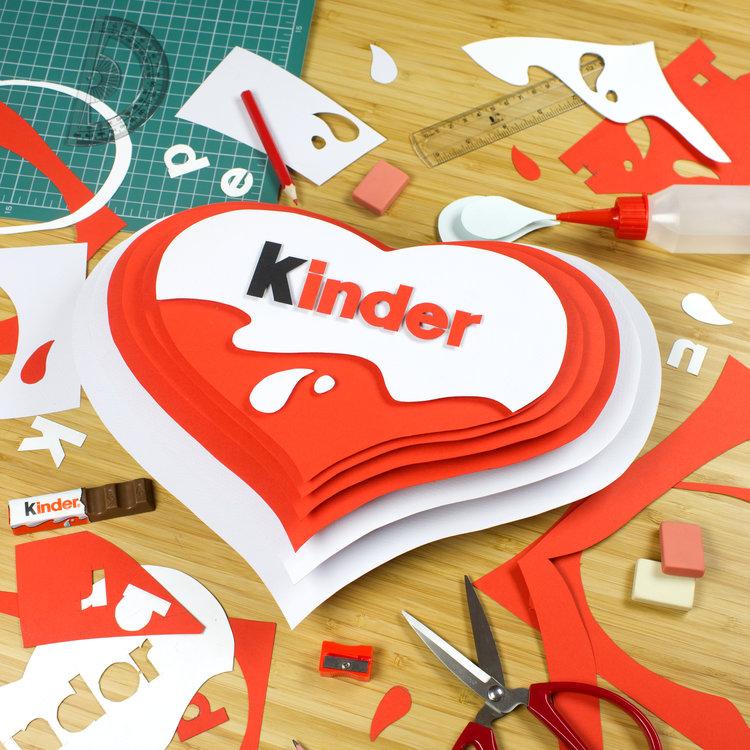 .kinder - STRATÉGIE DES RÉSEAUX SOCIAUX & PRODUCTION DE CONTENUS