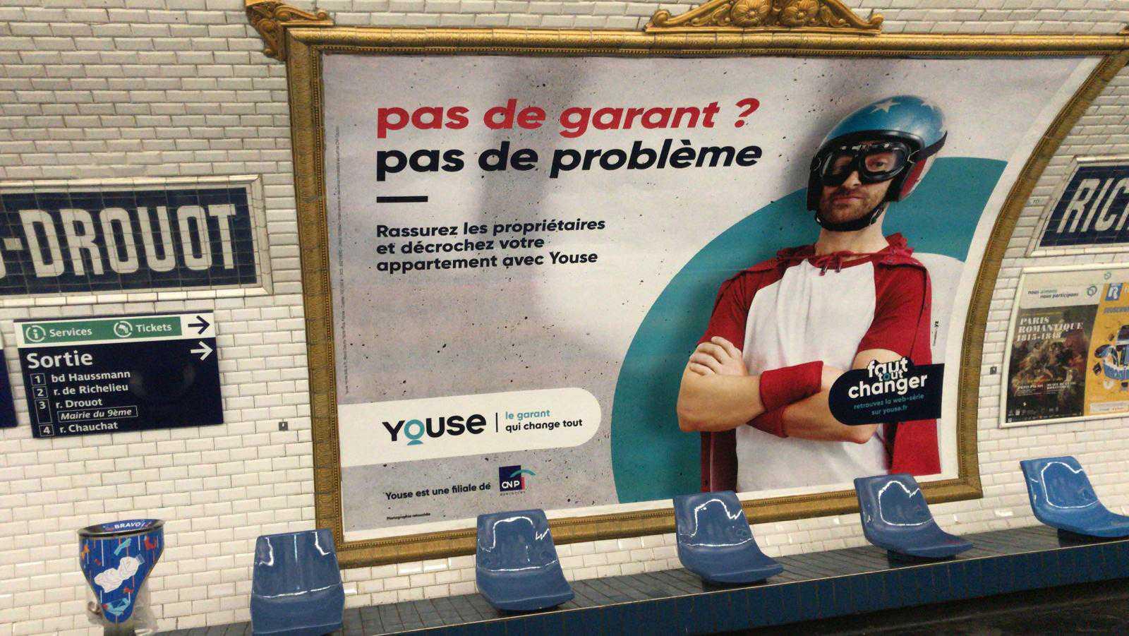 .youse - PLATEFORME DE MARQUE ET CAMPAGNES 360°