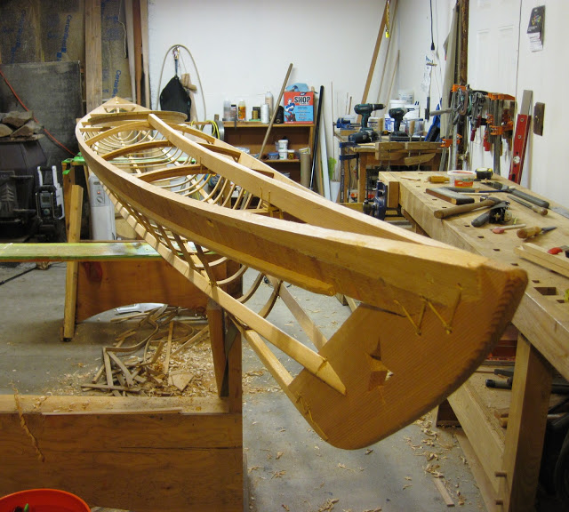 """the requisite """"swoopy boat"""" shot."""