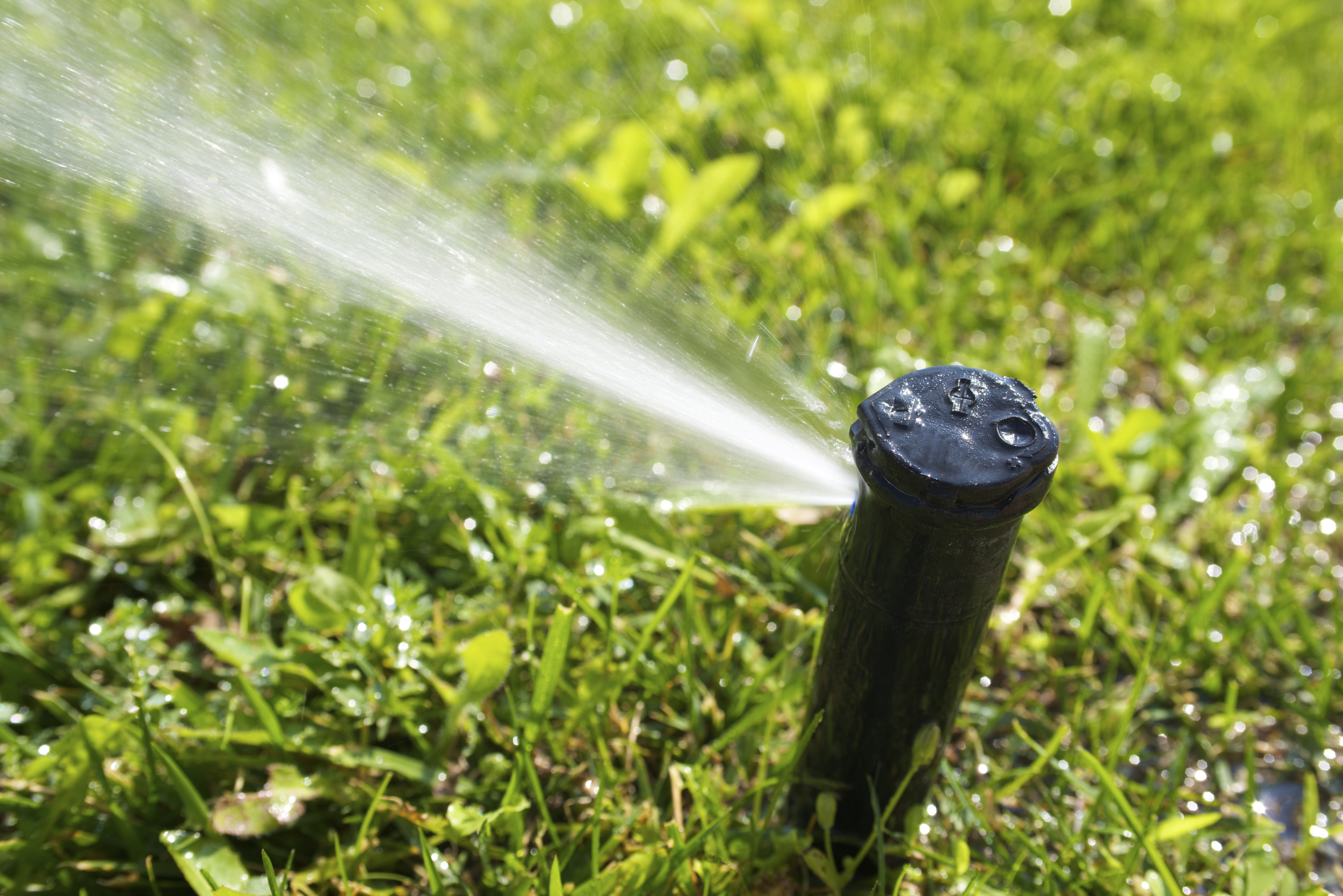 All of our ThatchPro™ products can be applied using irrigation systems. A simple supply line to your system is all it takes for a great lawn.