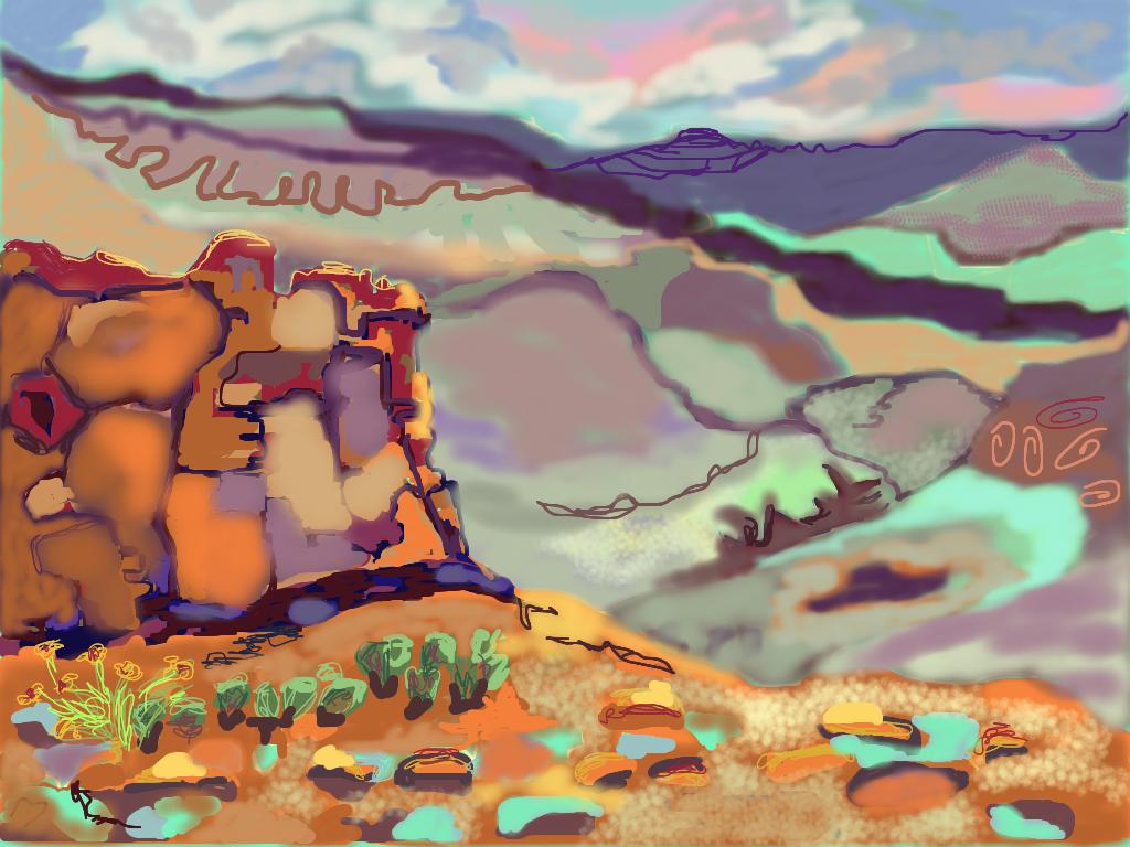 Grand Canyon II. A