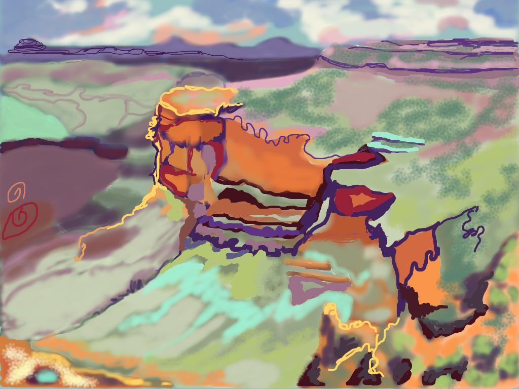 Grand Canyon II. B