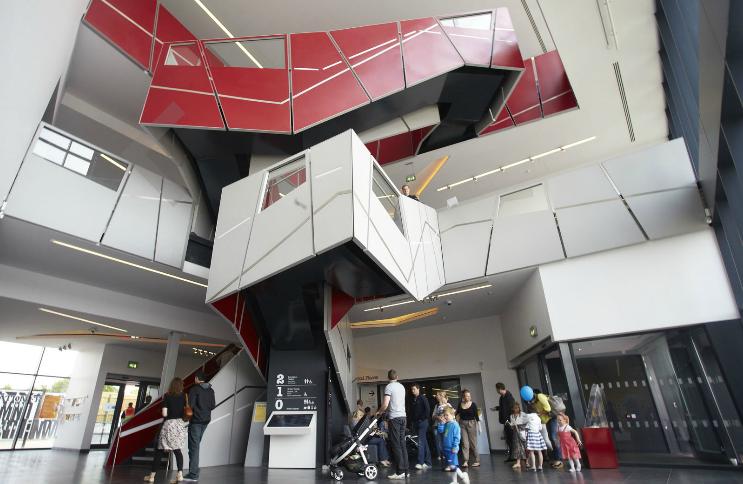 M-Shed Interior  ©   Oliver Edwards