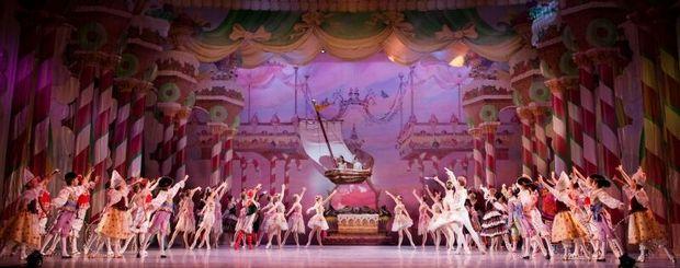 (Photo by Alexander Iziliaev of Pennsylvania Ballet)