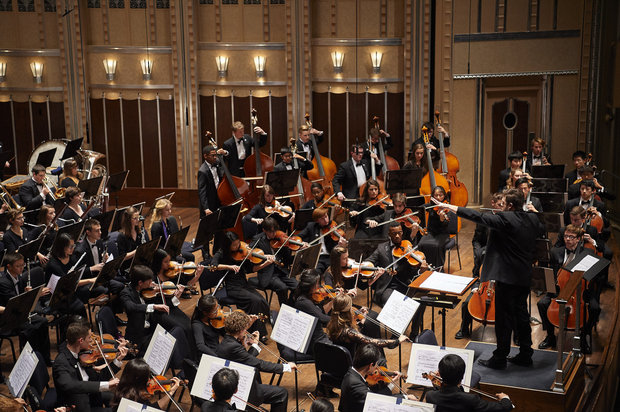 The Cleveland Orchestra Youth Orchestra announced its 2016-17 season Wednesday. Included in the plans are several contemporary works and first performances of symphonies by Bruckner and Prokofiev. (Photo by Roger Mastroianni)