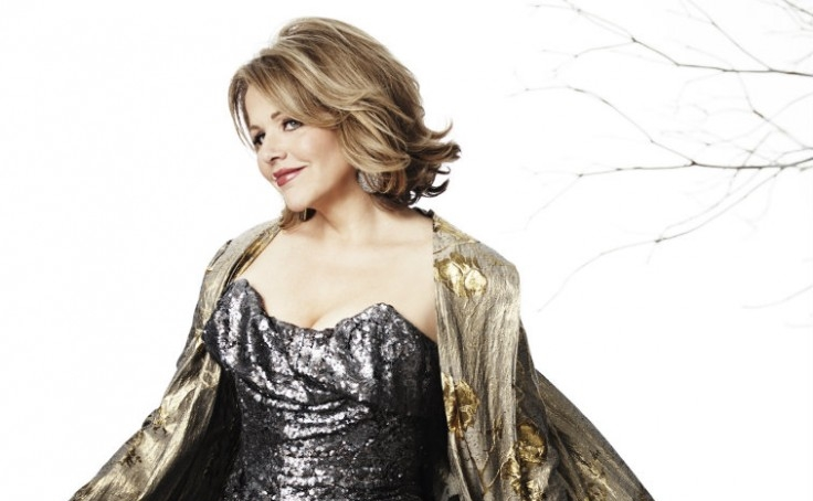 Soprano Renée Fleming will join Brett Mitchell in his first concert as Music Director of the Colorado Symphony in September 2017. (Photo by Timothy White)