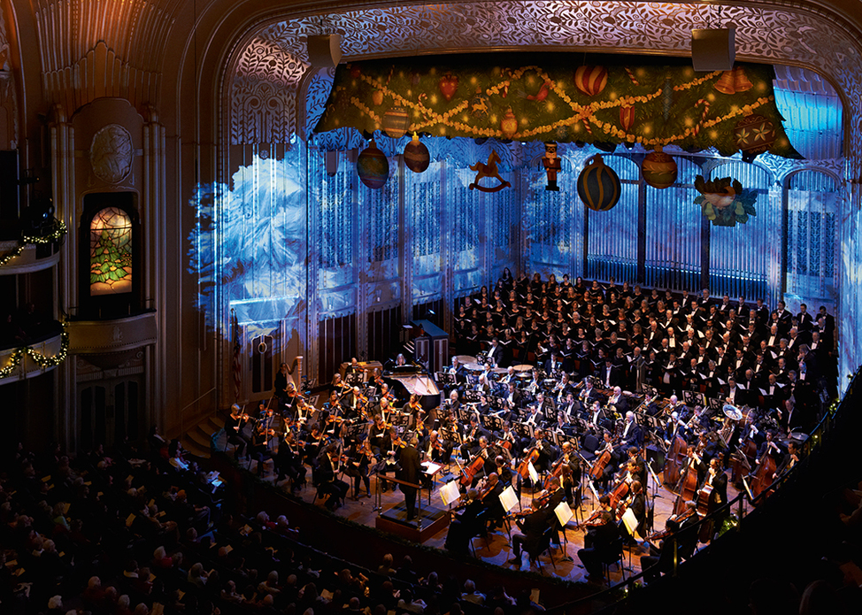 Audio Spend The Holidays With The Cleveland Orchestra