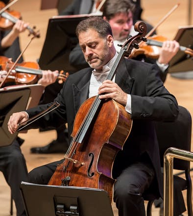 The Minnesota Orchestra will celebrate cellist Anthony Ross's 30-year anniversary.