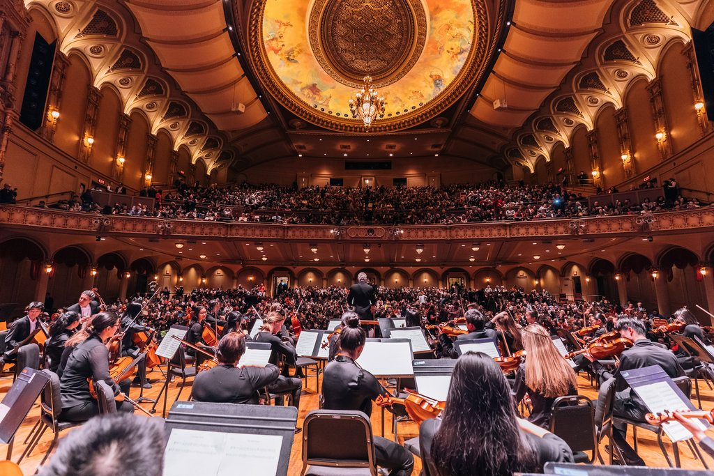 Brett Mitchell will lead the Vancouver Symphony Orchestra in a program of Dvořák and Smetana on Friday, February 8 at the Orpheum in downtown Vancouver.
