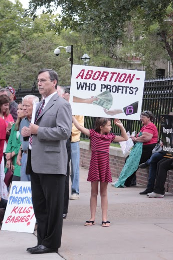 """Abortion: Who Profits? PP"""