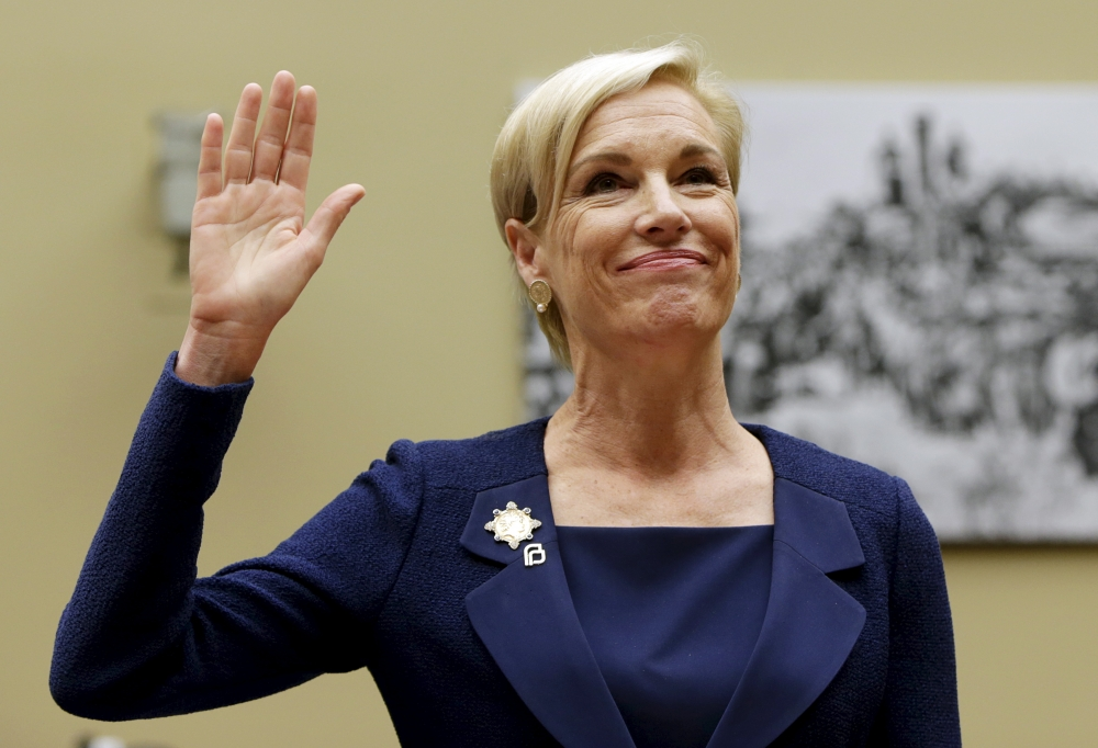 Cecile Richards, Planned Parenthood CEO - photo  via ChristianPost