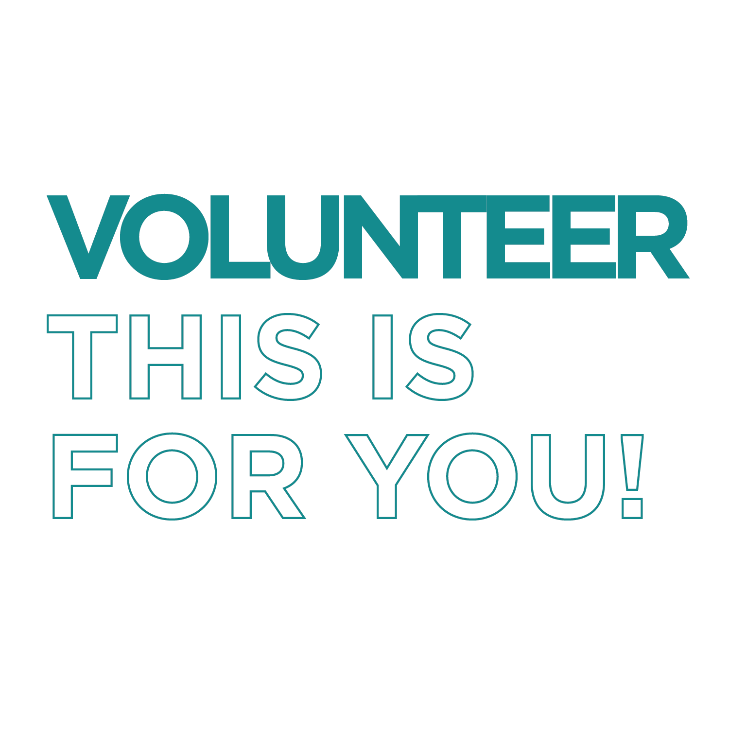 Volunteer This is For You.png