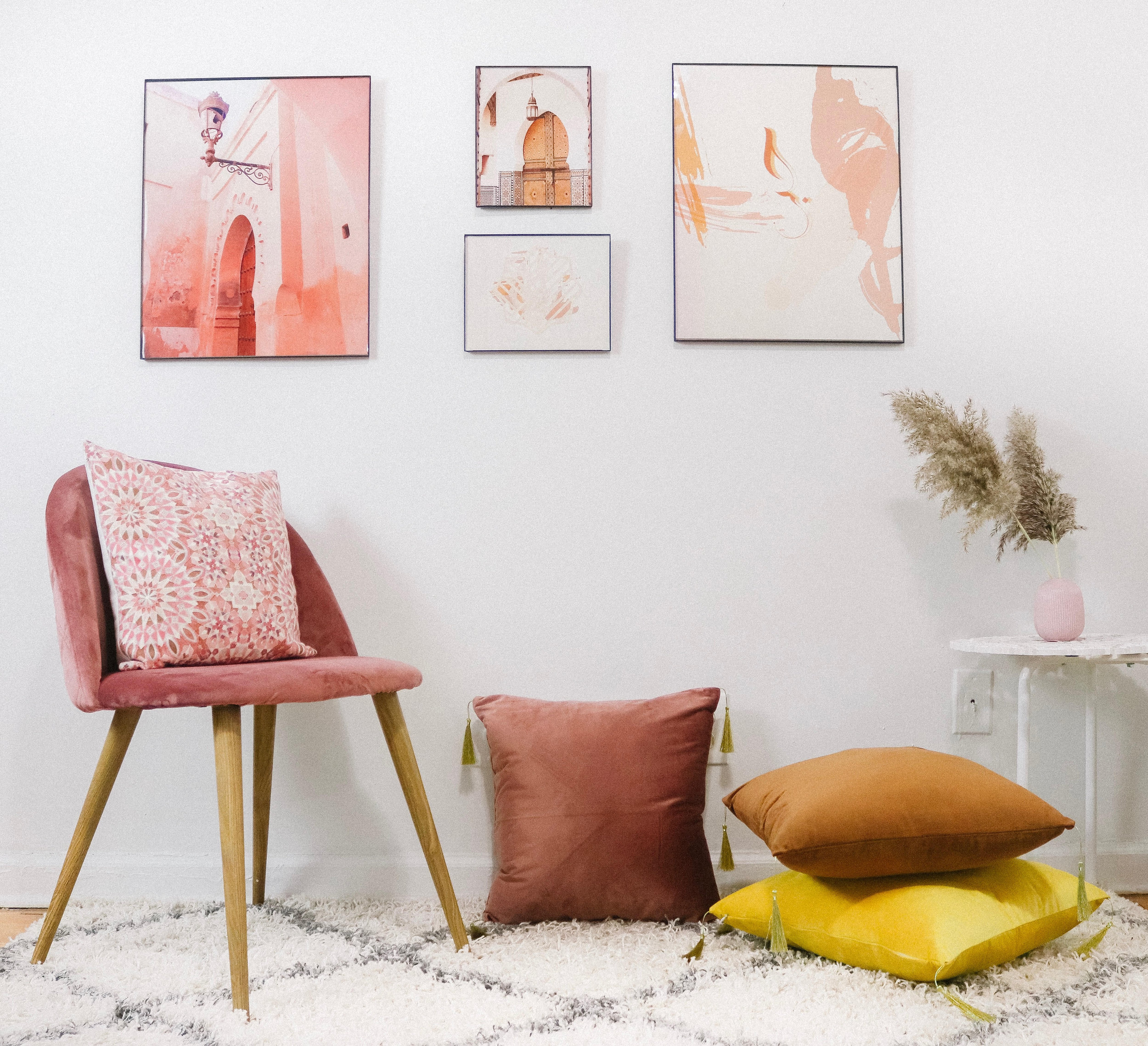 Home Styling Therapy- 3 Ways your Space can Affect your Mood- Karama Interiors - Moroccan Boho Decor