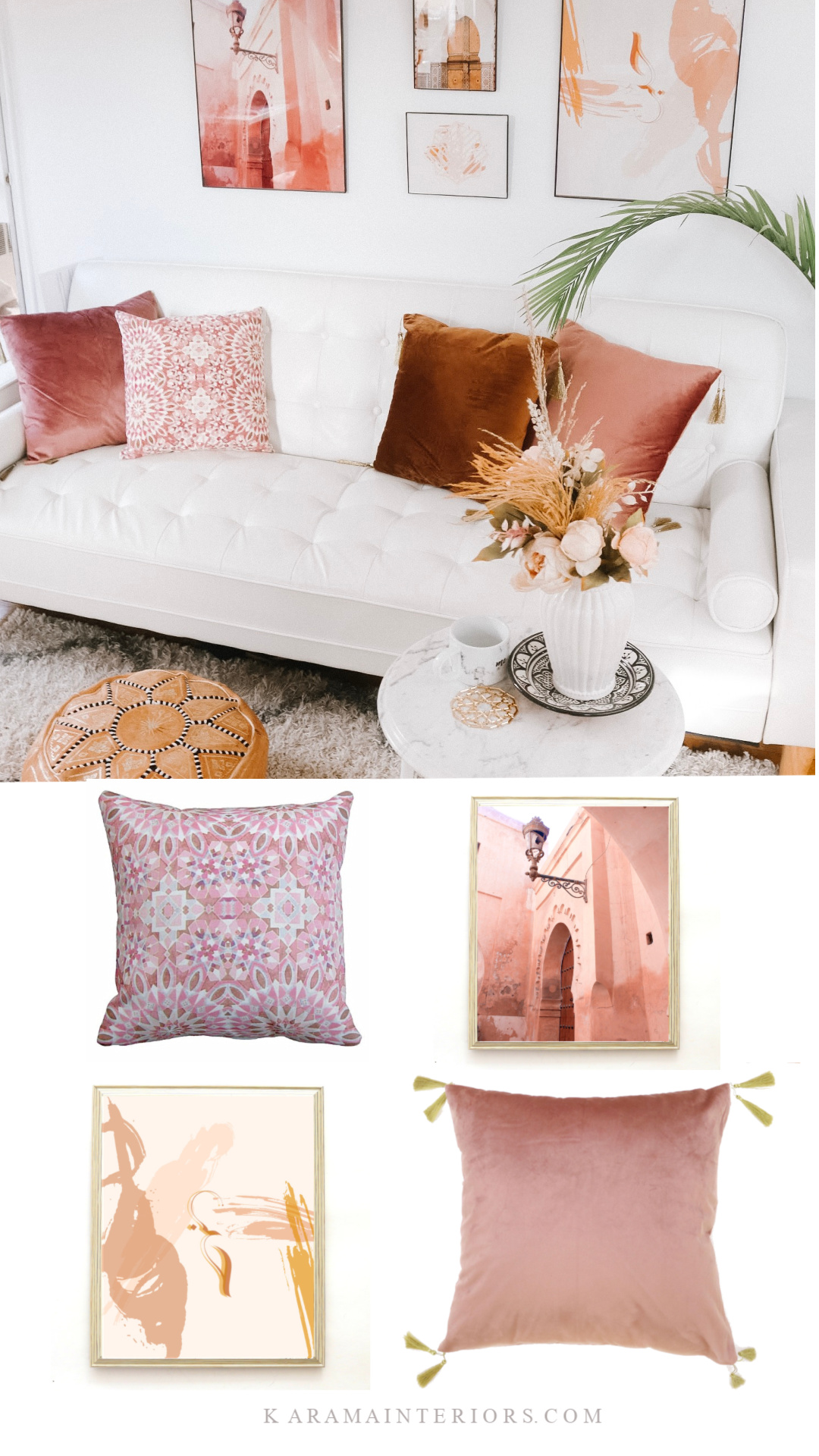 Home Styling Therapy Decor-Boho Moroccan Decor- Karama Interiors Karama Company.jpg