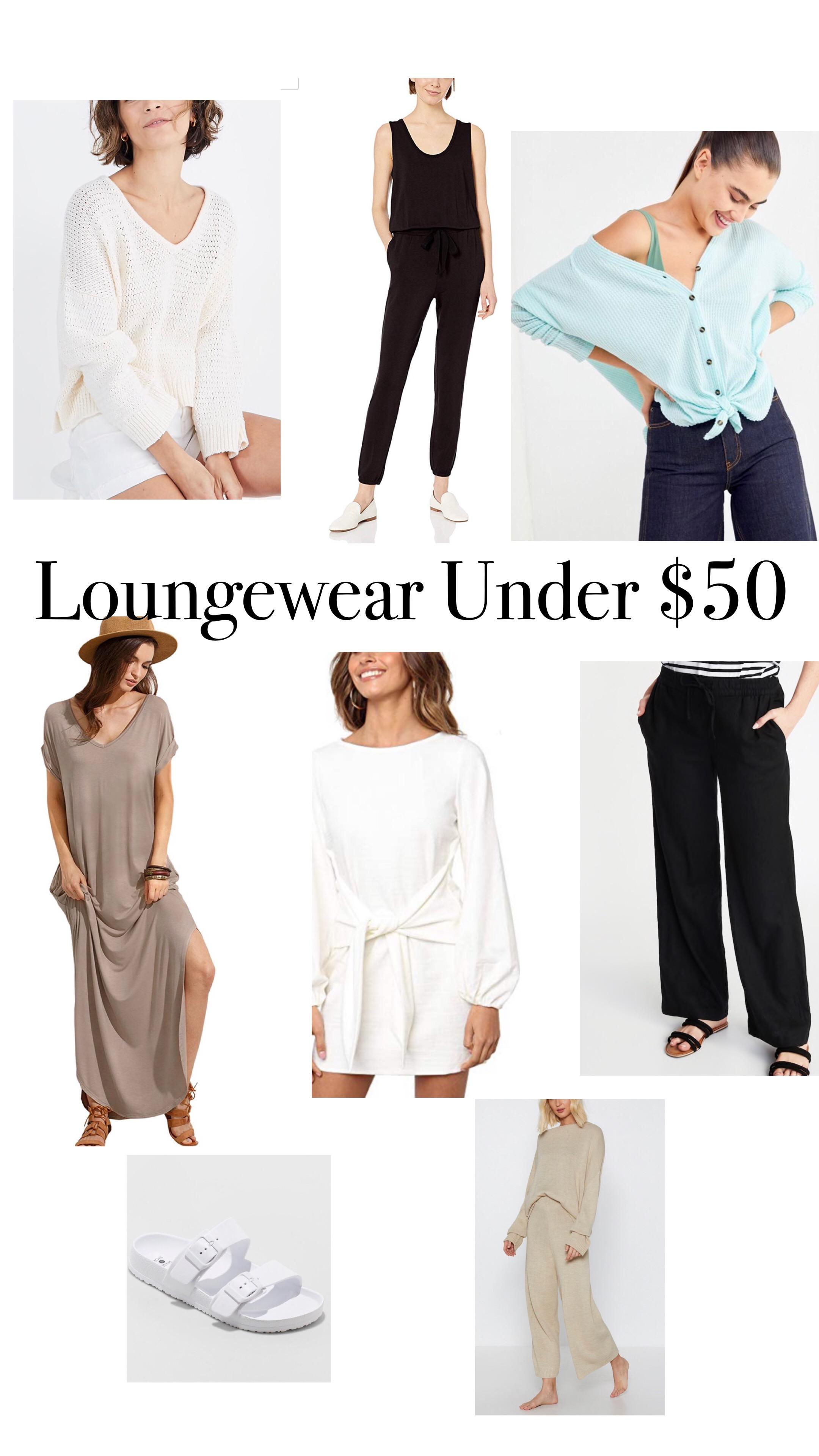 Loungewear Under $50- Karama by Hoda