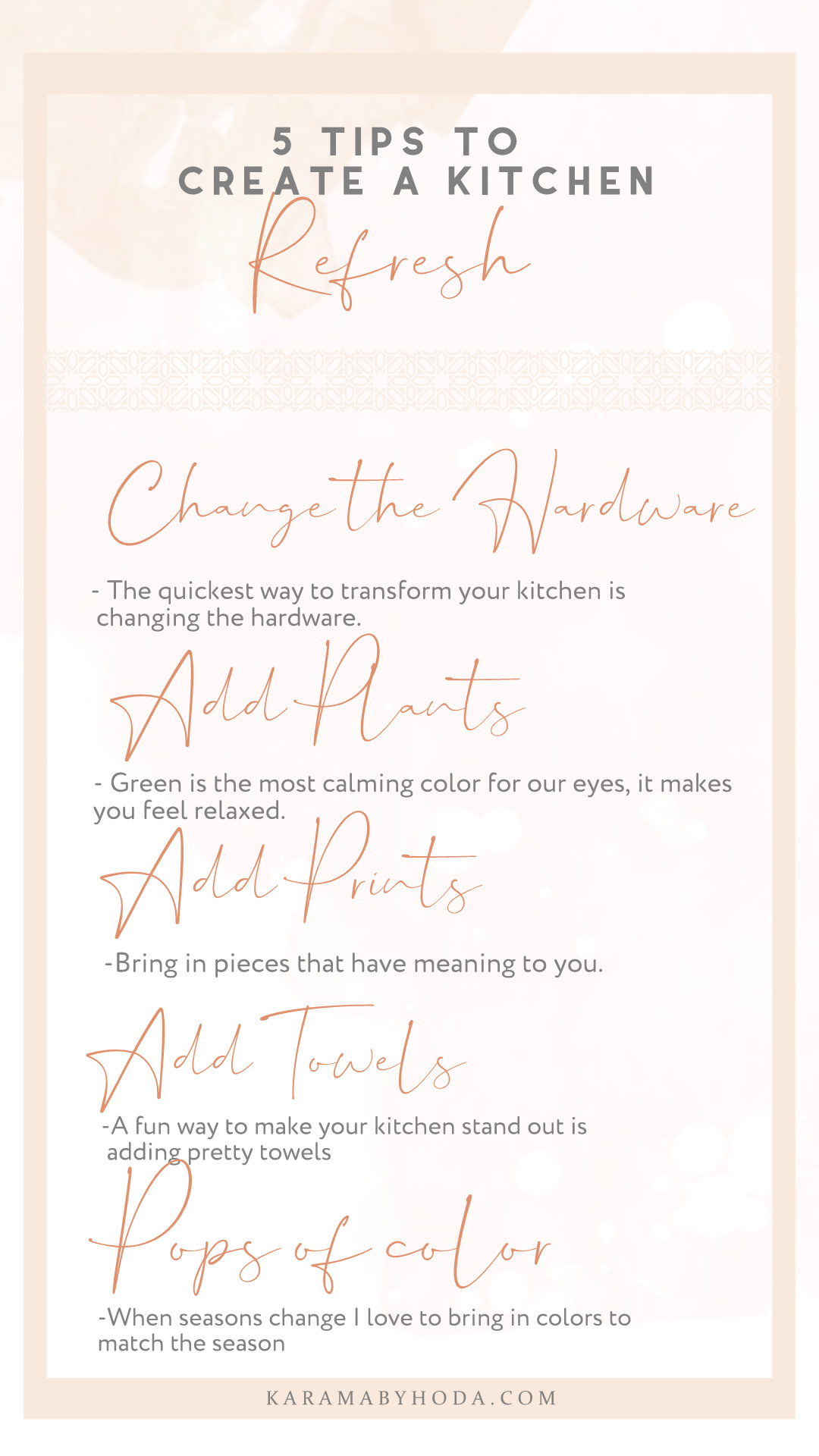 5 Tips to Create A Kitchen Refresh - Karama Interiors Karama by Hoda Karama Company.jpg